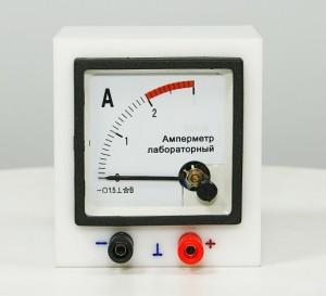 Магнитоэлектрический амперметр