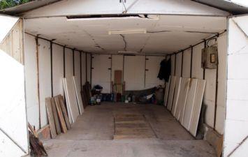 Заземление в гараже