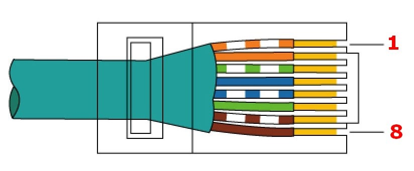 How cat5 cable technology works cat5 cables contain four pairs of copper wire supporting fast ethernet speeds