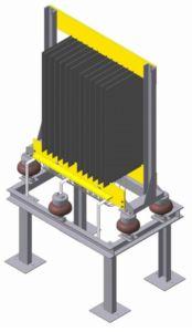 Резистор для заземления нейтрали трансформатора