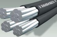 Самонесущий кабель для воздушной прокладки